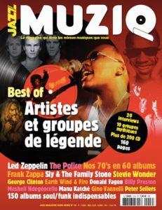 Muziq - Best Of Artistes et groupes de légende