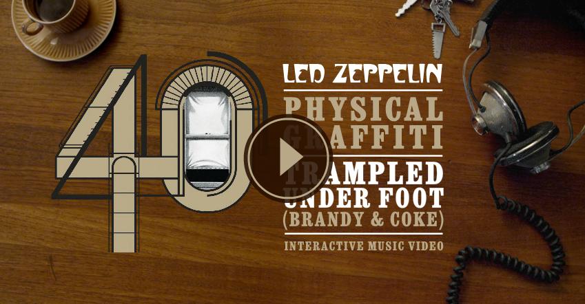 Led Zeppelin Brandy & Coke