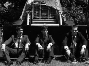 TROIS TRIOS Nick Sanders Trio