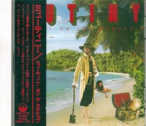 MUTINY CD Japonais I