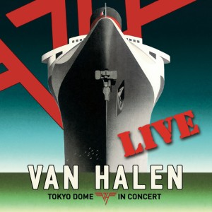 Van Halen Live CD