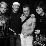 Van Halen & David Lee Roth, un live à perdre haleine