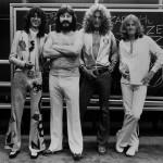 Led Zeppelin, claps de fin