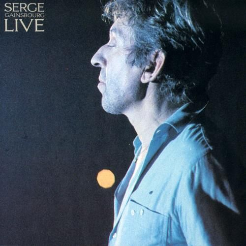 Gainsbourg live 85