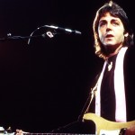 Paul McCartney à livre ouvert