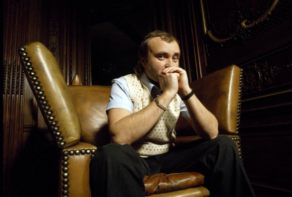 Phil Collins en 59 collaborations dans «Plays Well With Others»