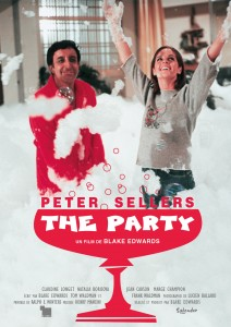 THE PARTY Affiche