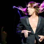 Iggy Pop en Nightclubbing au Grand Rex