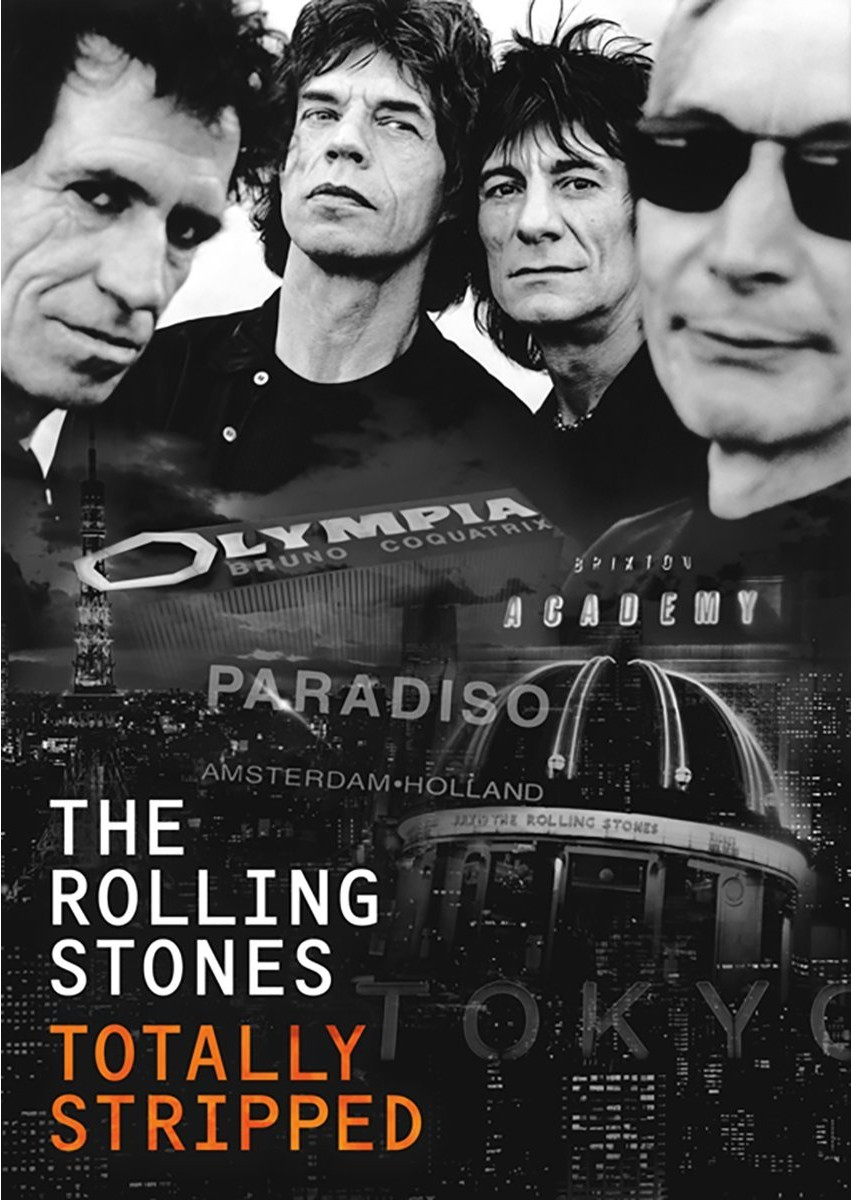 Rolling Stones totally+Stripped