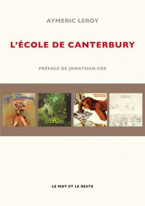 CANTERBURY Couverture