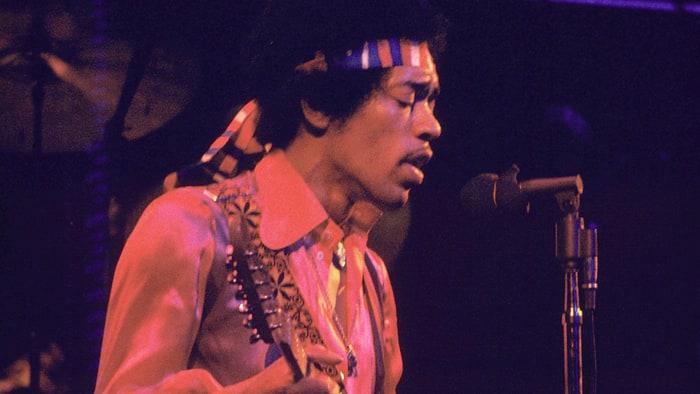 Jimi Hendrix 69