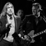 Iggy Pop royal à l'Albert Hall