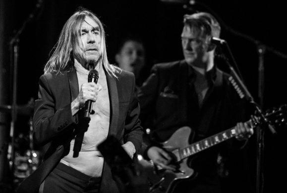 Iggy Pop royal à l'Albert Hall