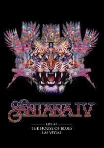 Santana IV - House of Blues - DVD Cover (hr)