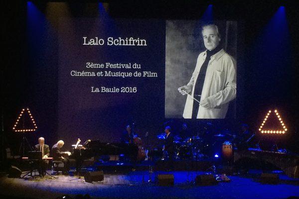 Lalo Schifrin - 3ème Festival du Cinéma et Musique de Film de La Baule 2016