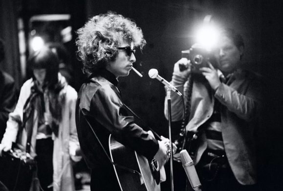 Bob Dylan au Royal Albert Hall : Party like it's 1966 !