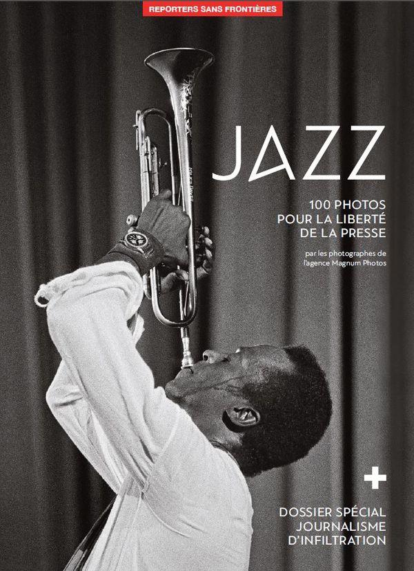 100 photos jazz pour la liberté de la presse