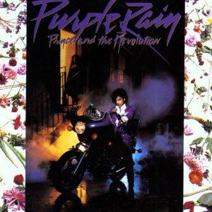PRINCE Purple Rain Pochette