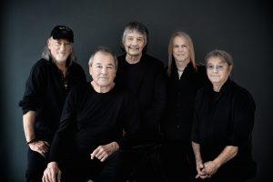 Highway stars : Roger Glover, Ian Gillan, Don Airey, Steve Morse et Ian Paice