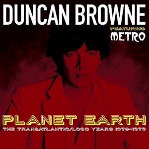 BROWNE Pochette Planet Earth