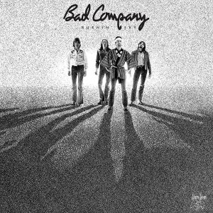 Bad Company Burnin' Sky