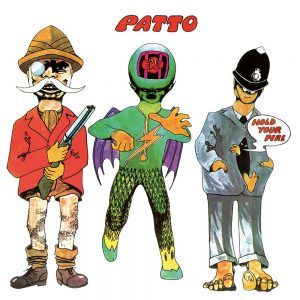PATTO Pochette 2 Hold Your Fire