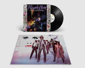 PRINCE PURPLE RAIN Vinyle