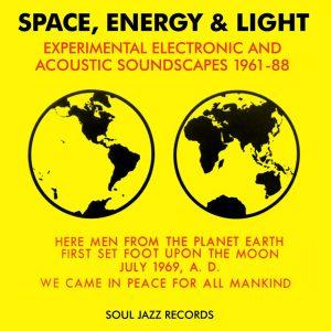 SPACE Energy & Light Pochette