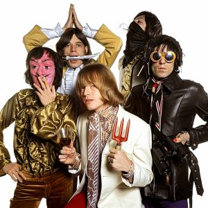 7 The Rolling Stones