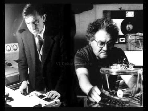 Pierre Henry et Pierre Schaeffer