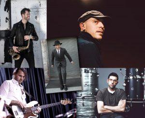 Donny McCaslin (saxophone ténor), Jason Lindner (claviers, Moog), Tim Lefebvre (basse électrique, Mark Guiliana (batterie) et David Bowie.