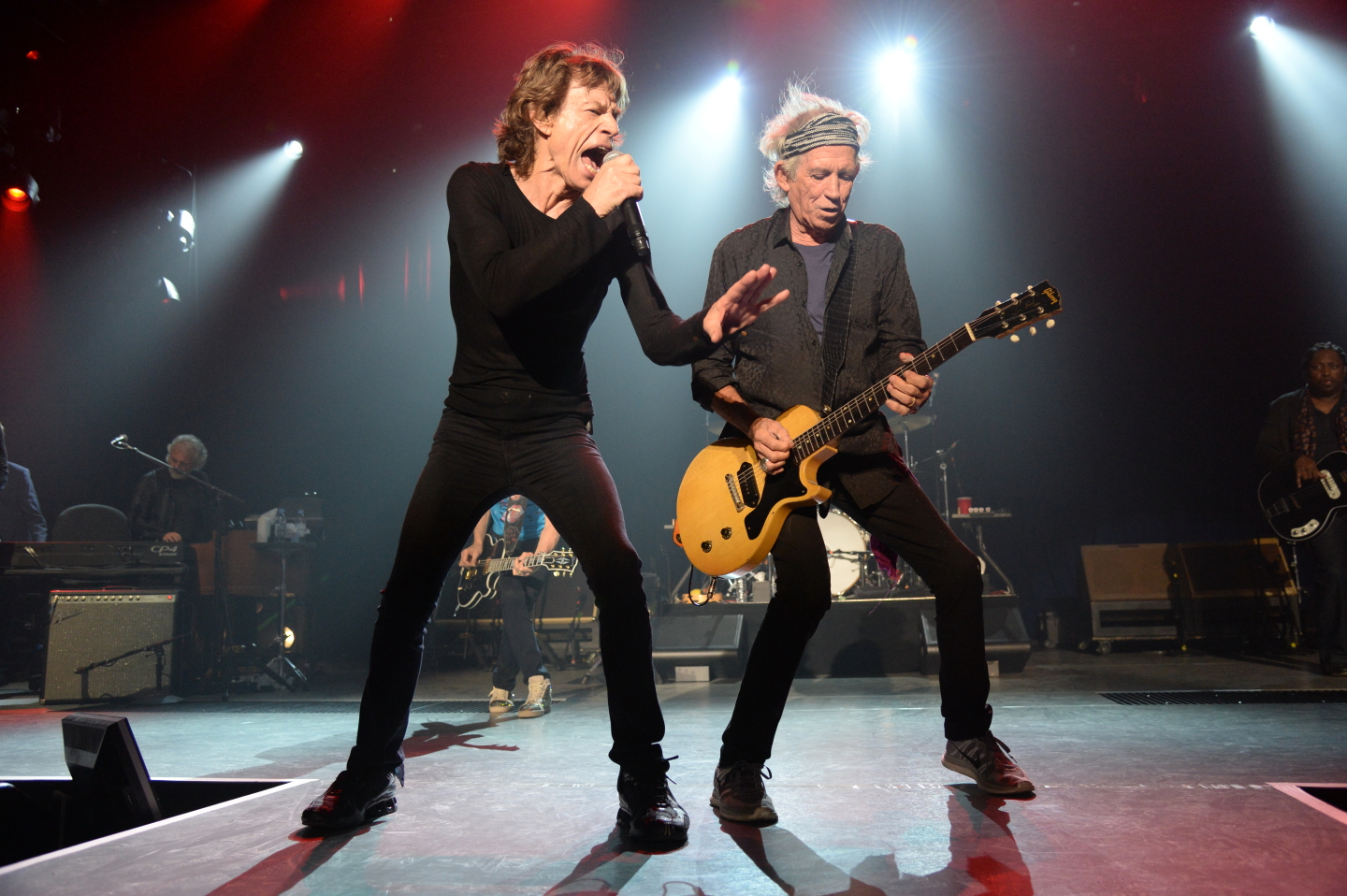 The Rolling Stones - Sticky Fingers Fonda Theatre 2© Kevin Mazur