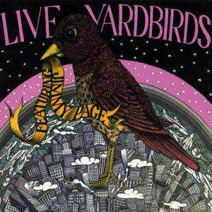 YARDBIRDS Pochette Live