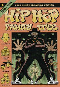 LIVRE BD Hip Hop Family Free 3