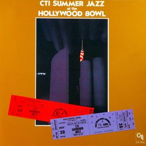 CTI Pochette Summer Jazz at the Hollywood Bowl