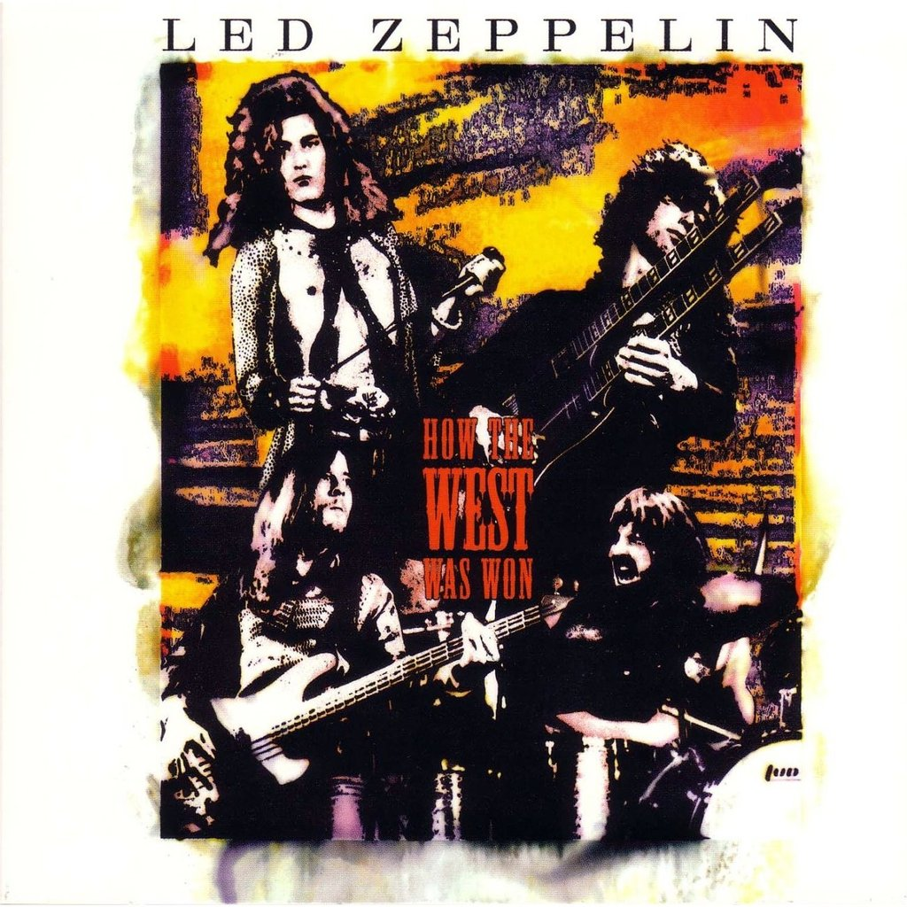 Led Zeppelin HWWW