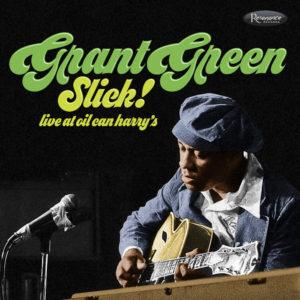 GREEN Slick !