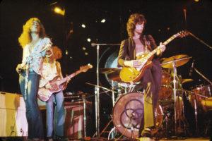 1972, année électrique. Photo : Neil Zlozower.