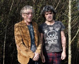 Albert Marcœur et Eric Thomas. Photo : Sonia Larue.