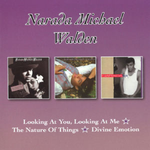 BGO Records Narada Michael Walden Pochette