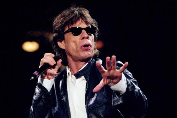 Rolling Stones Jagger 99