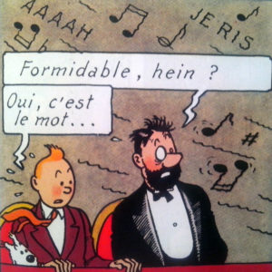 PRINCE 4U OK Tintin