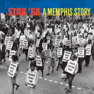 Stax '68 A Memphis Story Pochette