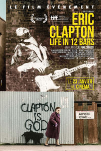 CLAPTON Affiche