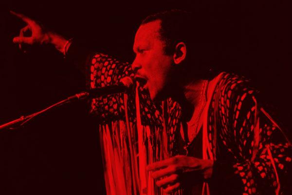 Roy Ayers At Hammersmith