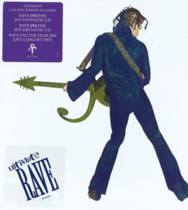 PRINCE RAVE Pochette Ultimate