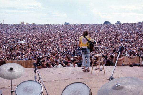Woodstock une
