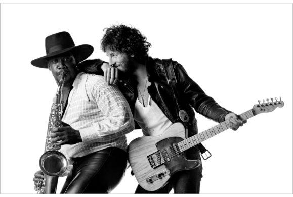 Bruce Springsteen une