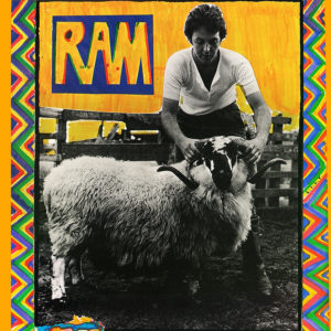 GEYSTER 3 Paul & Linda McCartney