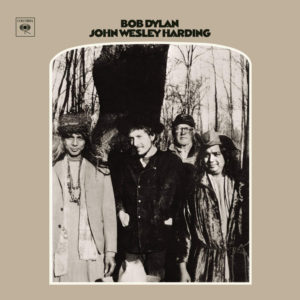 RAFAEL 3 Bob Dylan John Wesley Harding